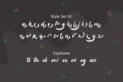 Silintho - Bold Script font Product Image 6