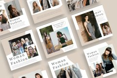 Fashion Instagram Templates Vector Product Image 3