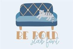 Be Bold Slab Font Product Image 1