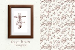 Copper Flowers Product Image 2