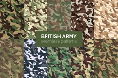 British Army Camouflage Patterns Product Image 1