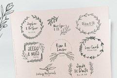 Botanical Garden Font & Logos Product Image 3