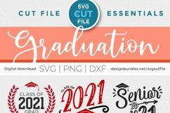 graduation 2021 svg file - a class of 2021 senior svg bundle Product Image 6