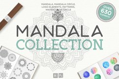 Mandala Collection [630 Elements] Product Image 1
