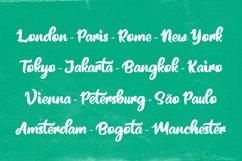 Frigtona - Handwritten Font Product Image 4