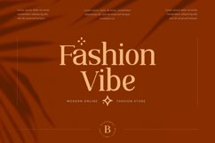 Bilderberg Beauty Serif Font Product Image 6