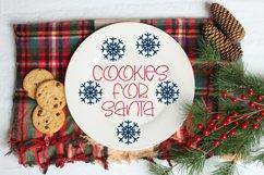 Joyful Christmas- A Hand-Lettered Christmas Font Product Image 2