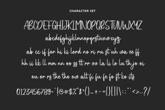 Goldshift Handwritten Brush Script Product Image 3