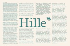Hille Product Image 1
