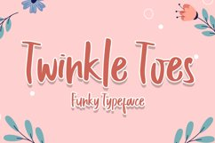 Twinkle Toes Product Image 1