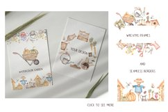 Watercolor Garden Collection Product Image 5