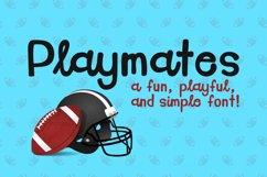 Playmates Font Product Image 1