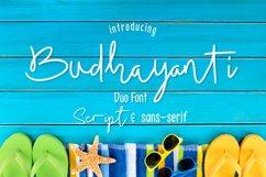 Budhayanti font duo Product Image 6