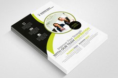 Information Technology Consultants Flyer Templates Product Image 3