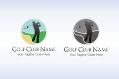 Golf Club Logo Template Product Image 4