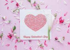 Heart SVG Valentines Bundle   Mandala Pattern Product Image 2