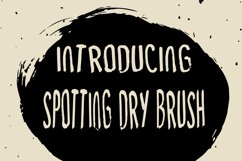 Spotting Dry Brush Product Image 1