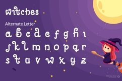 Witches - Spooky Quirky Font Product Image 5