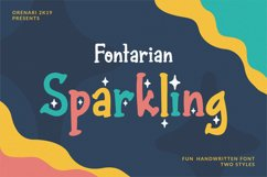 Fontarian Sparkling Product Image 1
