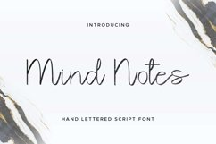 Mind Notes Product Image 1