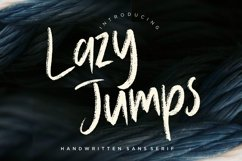 Lazy Jumps Sans Serif Product Image 1
