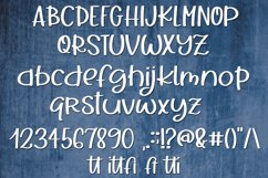 Little Furball - A Hand-Written Font Product Image 5