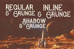Rocket- Vintage Style Font Product Image 3