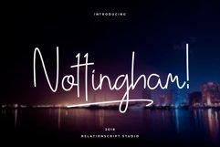 Nottingham Script Product Image 1
