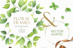 Foliage watercolor collection vol.1 Product Image 4