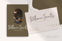 Bellagio Chic Script Typeface Product Image 2