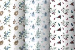 Christmas seamless patterns Product Image 3