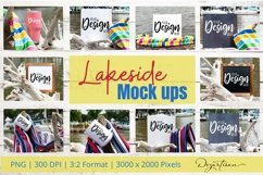Lakeside PNG Mock Ups for Crafters Product Image 1