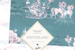 Winter Fairies Patterns Product Image 5