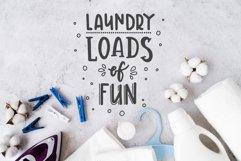Laundry SVG Bundle design set Product Image 6