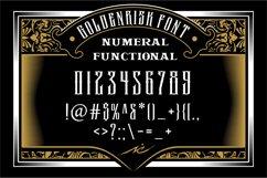 GOLDENRISK FONT Product Image 4