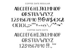 Coffee Date Font Product Image 3