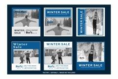 winter sale color blue Product Image 1
