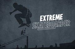 HARDLINERS - Extreme Sport Font Product Image 2