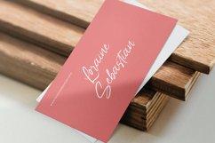 Sabeny Betranss - Handwritten Font Product Image 4