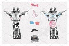 SAFARI BABIES watercolor set Product Image 3