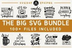 SVG Bundle - The Big SVG Bundle  SVG DXF EPS PNG   BG1 Product Image 1