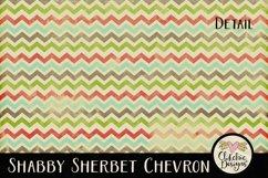 Shabby Sherbet Chevron Background Textures Product Image 4