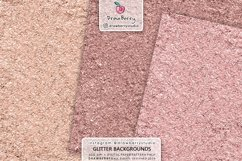 Rose Gold Glitter Texture Seamless Background Product Image 2