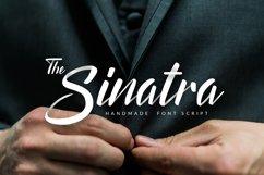 The Sinatra - Handmade Font Script Product Image 1