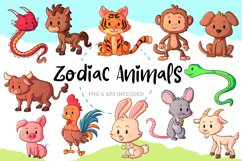 Zodiac Animals Product Image 1