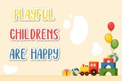 Moggly - A Cute Quirky Font Product Image 7