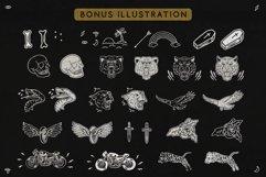 Comodo Font Family BONUS Illustrations Product Image 4