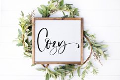 Cozy SVG PNG DXF AI Product Image 2