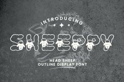Web Font Sheeppy Font Product Image 1