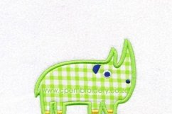 African Animal Applique Embroidery Design Pack Product Image 2